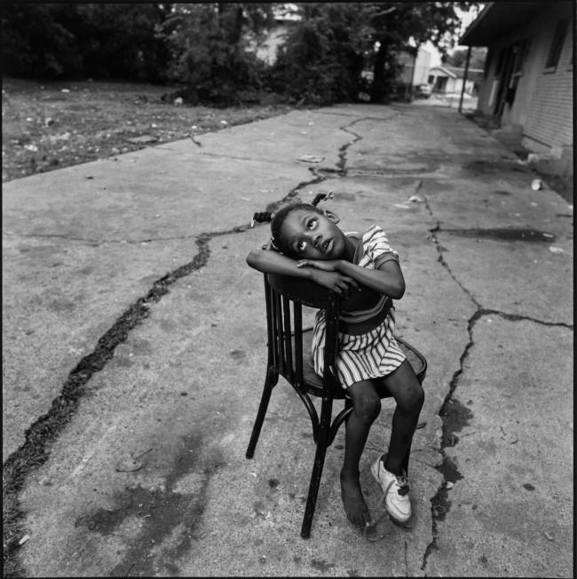 Mary Ellen Mark (American, 1940-2015) 'Lakeisha, South Dallas' 1988 (printed later)