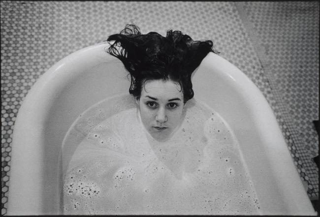 Mary Ellen Mark (American, 1940-2015) 'Laurie in the Bathtub, Ward 81, Oregon State Hospital, Salem, Oregon' 1976 (printed later)