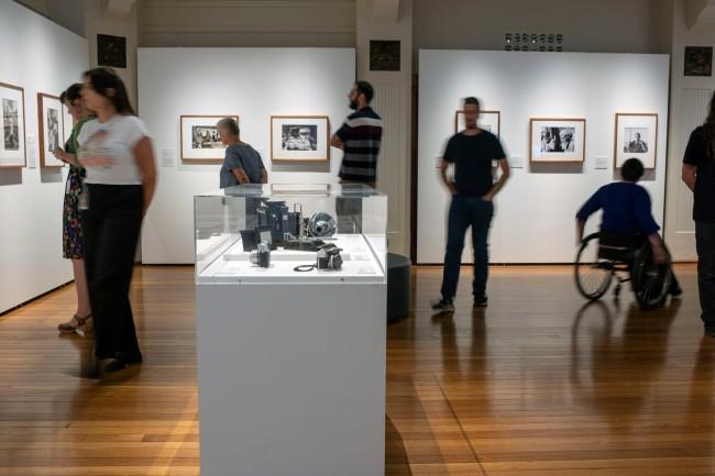 Mervyn Bishop exhibition at the NFSA