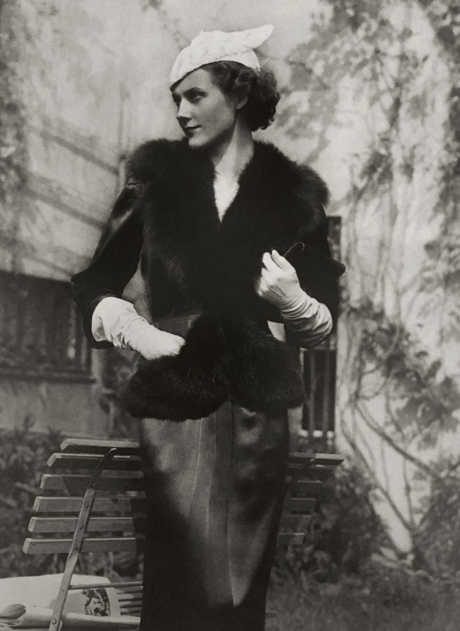 Yva (Else Ernestine Neuländer-Simon) (German, 1900-1944) 'Fashion Photograph' c. 1930