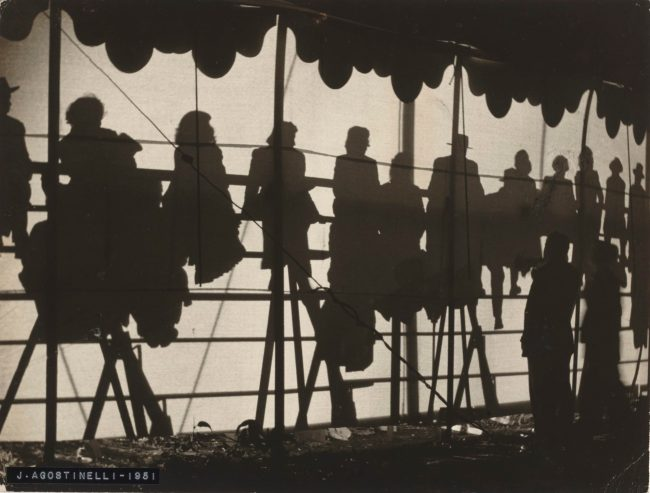 Julio Agostinelli. 'Circus' (Circense) 1951