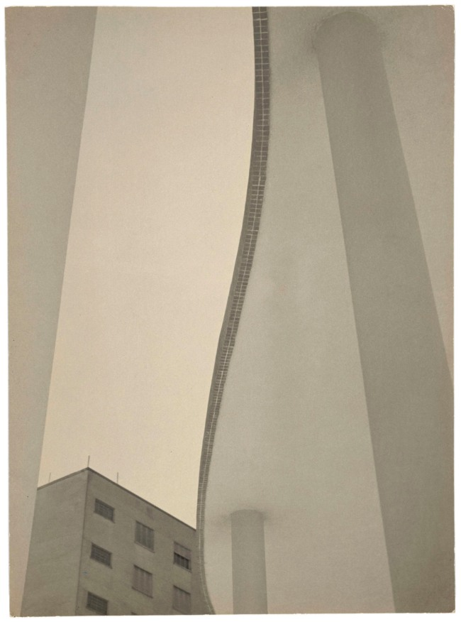 Gertrudes Altschul (Brazilian born Germany, 1904-1962) 'Lines and Tones'(Linhas e Tons) c. 1953
