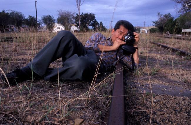 William Yang (Australia b. 1943) 'Production still from Sadness' 1999