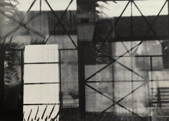 Geraldo de Barros (Brazilian, 1923-1998) 'Abstraction' (Abstração) 1949