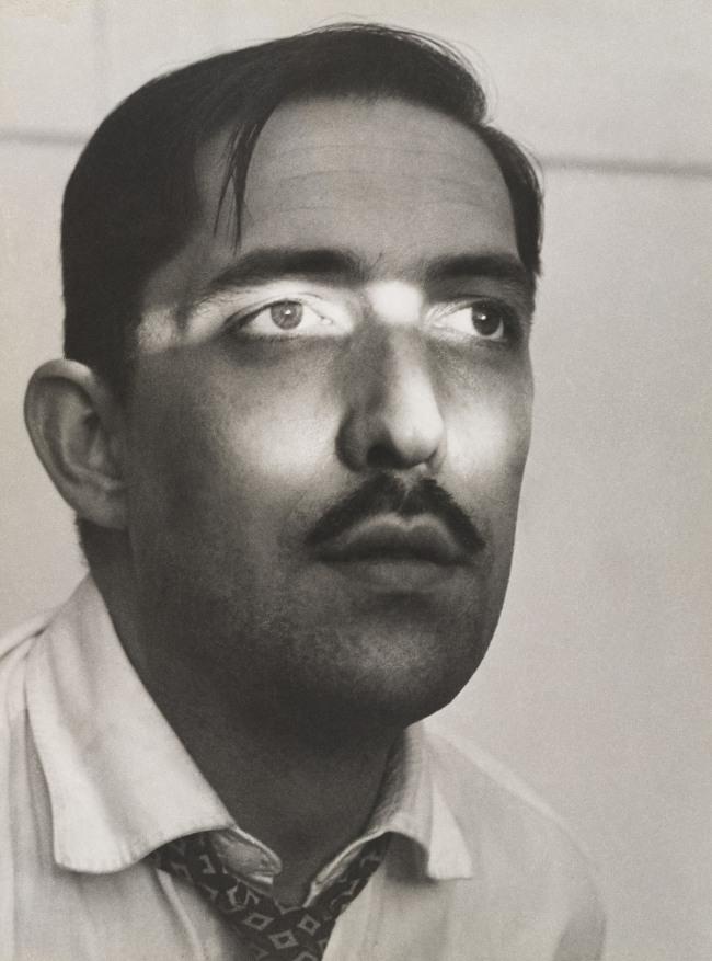 Geraldo de Barros (Brazilian, 1923-1998) 'Self-Portrait' (Autorretrato) c. 1949