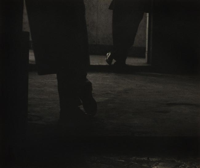 German Lorca (Brazilian, 1922-2021) 'Rascality (Malandragem)' 1949