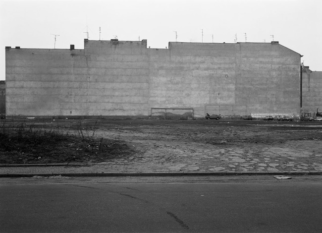 Michael Schmidt (German, 1945-2014) 'Berlin nach 1945' (Berlin after 1945) 1980