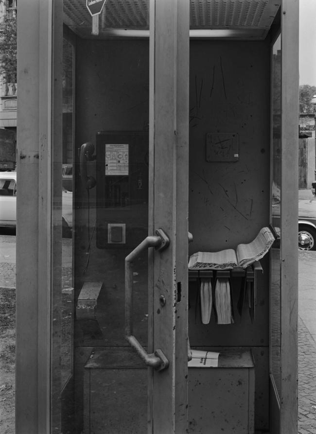 Michael Schmidt (German, 1945-2014) 'Untitled' from 'Berlin-Wedding' 1976-78