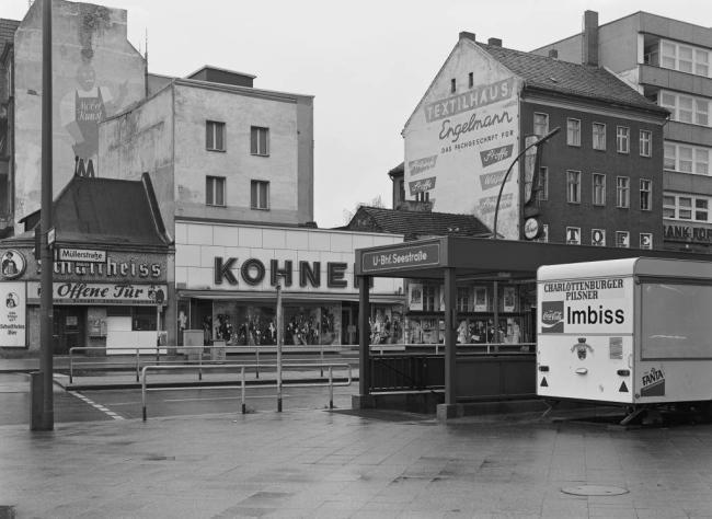 Michael Schmidt (German, 1945-2014) 'Müller-Ecke Seestrasse, Berlin-Wedding' (Berlin-Wedding) 1976-78