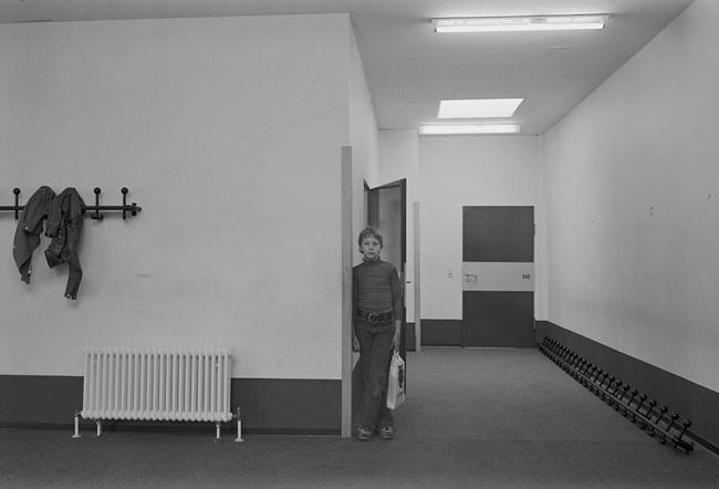 Michael Schmidt (German, 1945-2014) 'Schüler der 4. Klasse, Grundschule, Berlin-Wedding' (CM1 pupil, primary school, Berlin-Wedding) 1976-78