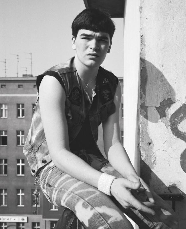 Michael Schmidt (German, 1945-2014) 'Untitled, Berlin-Kreuzberg. Stadtbilder' 1981-82