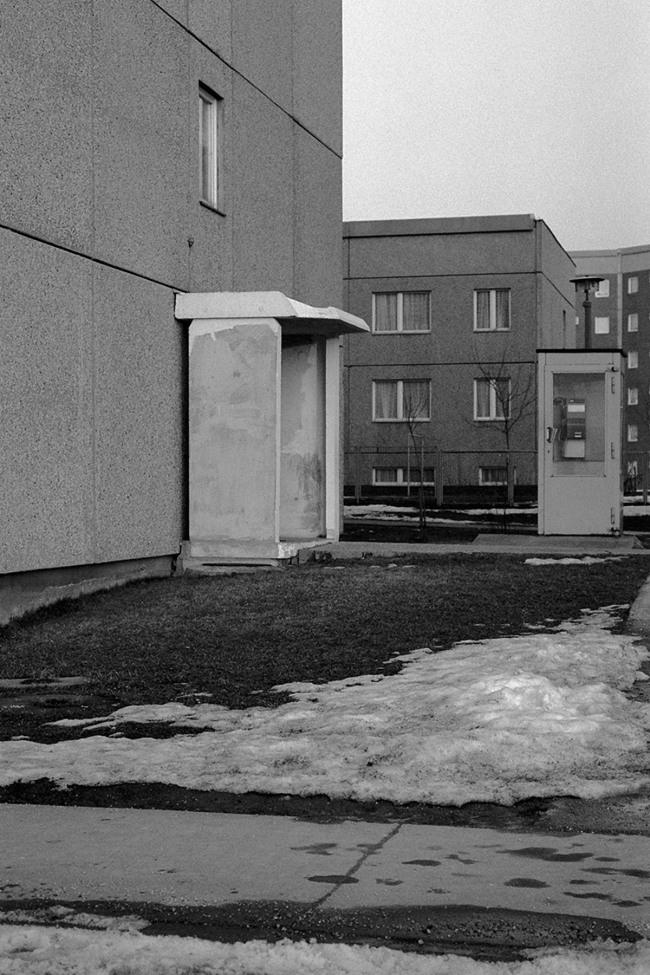 Michael Schmidt (German, 1945-2014) 'No title, Ein-heit (Uni-ty)' 1991-94