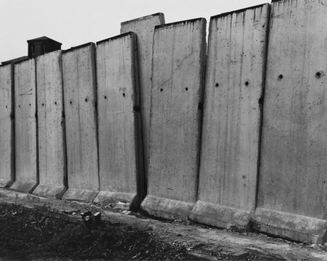 Michael Schmidt (German, 1945-2014) 'Untitled' from 'Waffenruhe' (Ceasefire) 1985-87