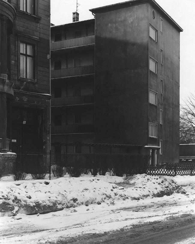 Michael Schmidt (German, 1945-2014) 'No title, Berlin-Kreuzberg. Stadtbilder' 1981-82