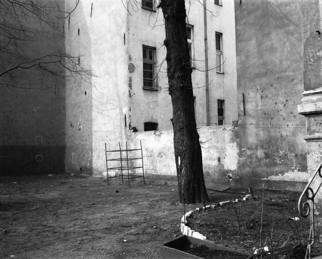 Michael Schmidt (German, 1945-2014) 'No title, Berlin-Kreuzberg. Stadtbilder' (Berlin-Kreuzberg. Urban views) 1982