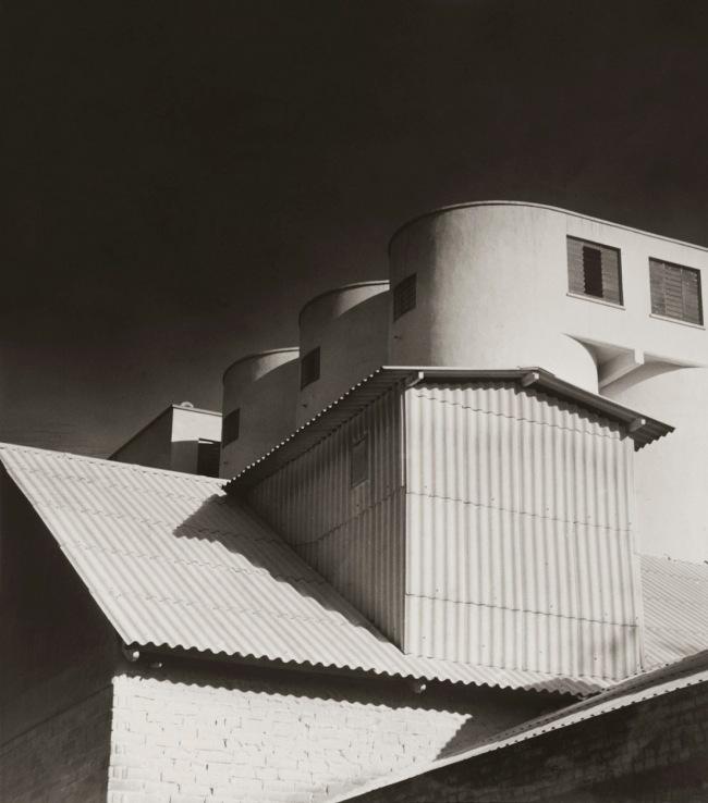 José Yalenti (Brazilian, 1895-1967) 'Angles' ( Angulos) 1951