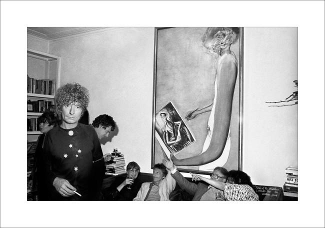William Yang (Australia b. 1943) 'Party at the Whiteleys', Lavender Bay' 1982