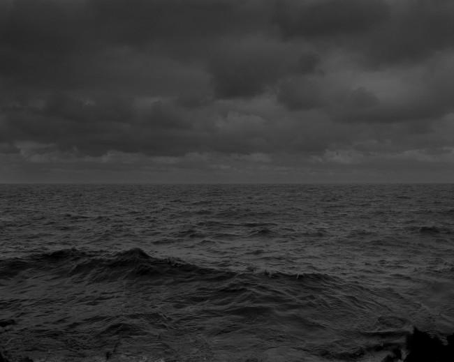 Dawoud Bey (American, b. 1953) 'Untitled #25 (Lake Erie and Sky)' 2017