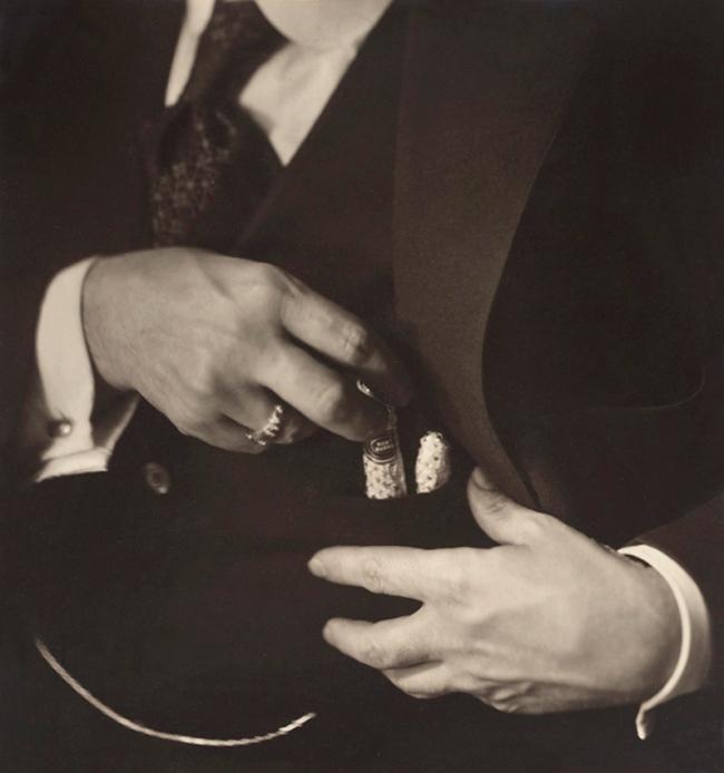 Elizabeth Buehrmann (American, 1886-1965) 'Advertisement for Robert Burns Cigar' c. 1920