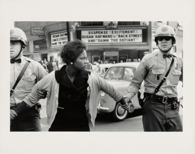 Bruce Davidson (American, born 1933) 'Birmingham, Alabama' Negative 1963; print 1970-1979