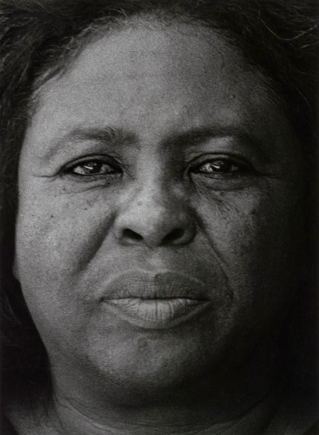 Louis Draper (American, 1935-2002) 'Fannie Lou Hamer, Mississippi' 1971