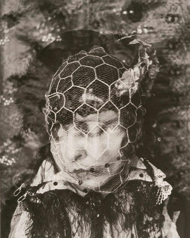 Gertrud Arndt (German born Poland, 1903-2000) 'Masked Self-Portrait (No. 16)' 1930