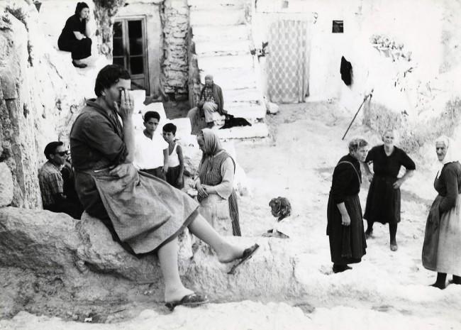 Mario Giacomelli (Italian, 1925-2000) 'Puglia' negative 1958, printed 1970