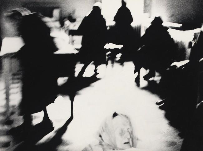 Mario Giacomelli (Italian, 1925-2000) 'Death Will Come and It Will Have Your Eyes, No. 97' (Verrà la morte e avrà i tuoi occhi, No. 97) negative 1966; print 1981