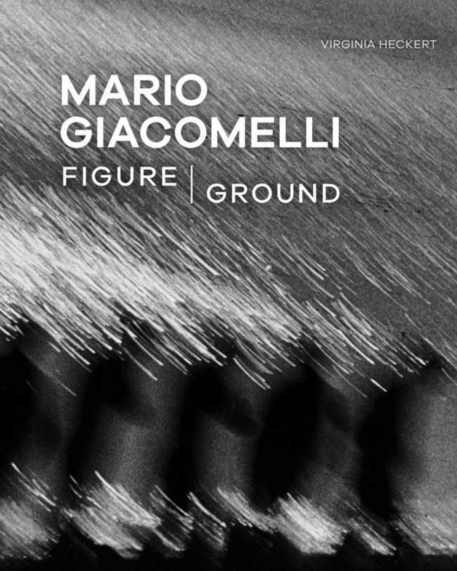 'Mario Giacomelli: Figure | Ground' book cover