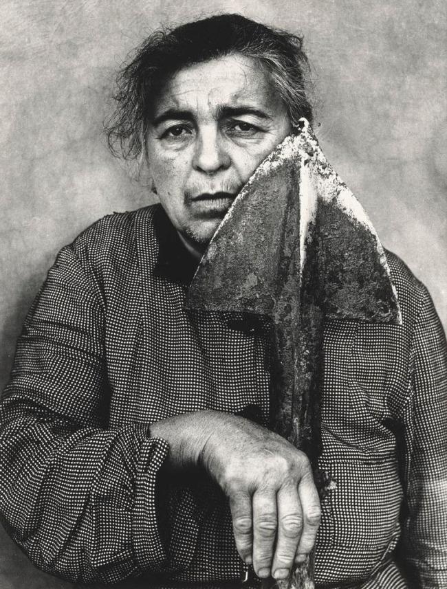 Mario Giacomelli (Italian, 1925-2000) 'Figure (My Mother), No. 130' 1956; printed 1981
