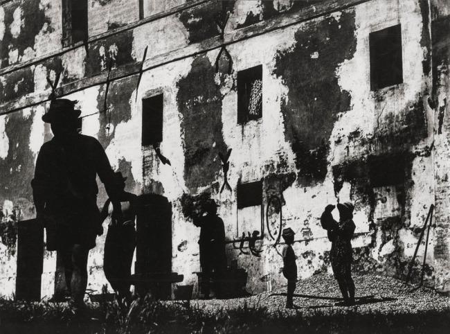 Mario Giacomelli (Italian, 1925-2000) 'The Good Earth, No. 208' (La Buona Terra, No. 208) 1964-65; printed 1981
