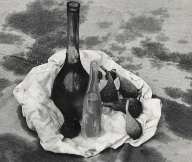 Mario Giacomelli (Italian, 1925-2000) 'Still Life with Figs' (Natura morta con fichi) 1960