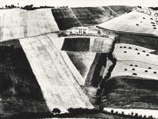Mario Giacomelli (Italian, 1925-2000) 'Stories of the Land' (Storie di terra) Negative 1955; print 1981