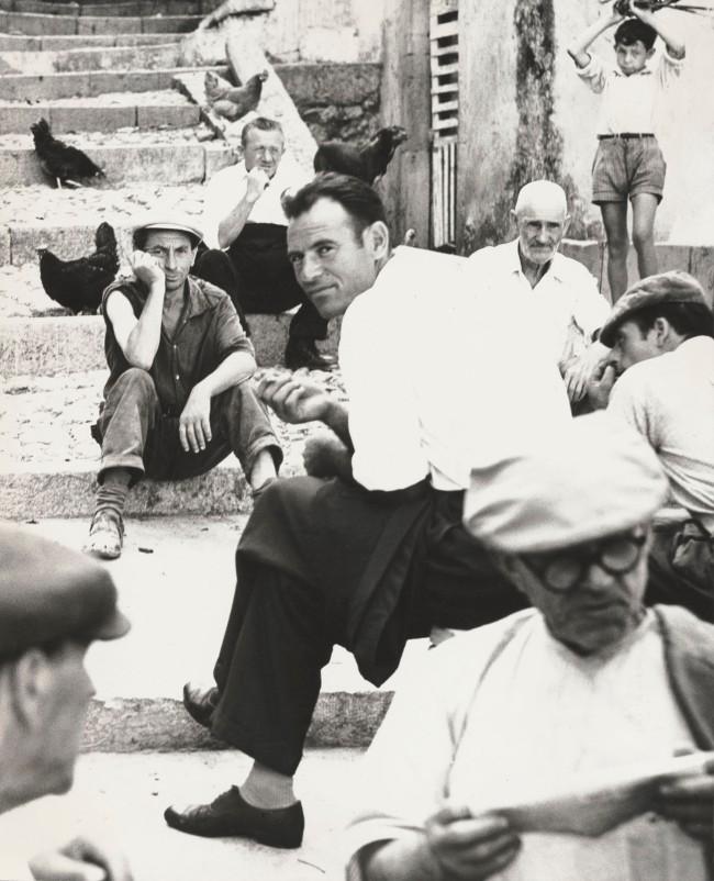 Mario Giacomelli (Italian, 1925-2000) 'Puglia' negative 1958, printed 1960