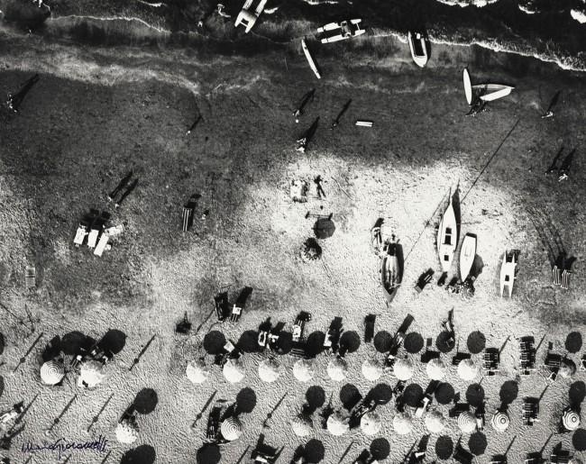 Mario Giacomelli (Italian, 1925-2000) 'The Sea of My Stories' (Il mare dei miei racconti) 1983-87