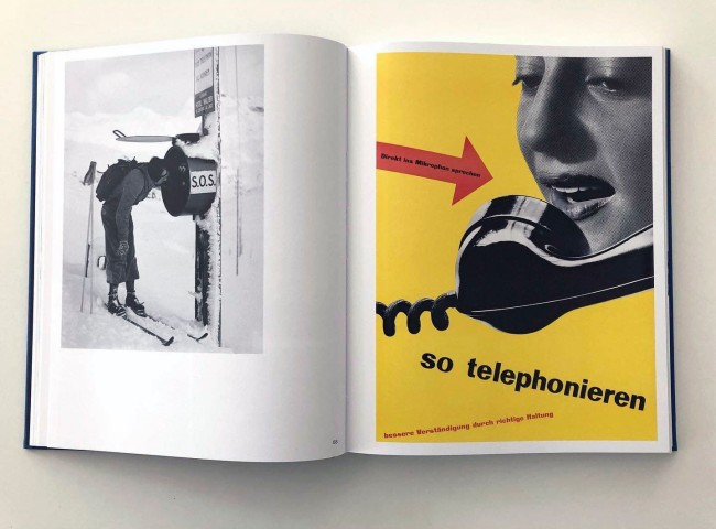 'Ernst A. Heiniger – Good Morning, World!' book pages